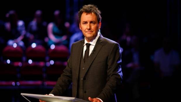TVNZ is standing by picking Mike Hosking to moderate its election debates again.