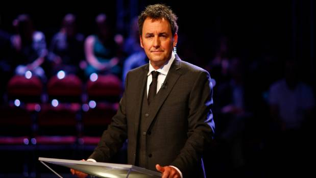 Love him, hate him, or love to hate him, Mike Hosking is the sort of moderator TVNZ's leaders' debate deserves.