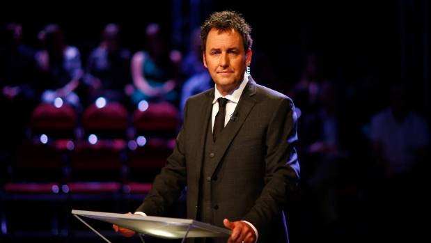 Mike Hosking's job of moderator for TVNZ's political debates is being questioned, again.