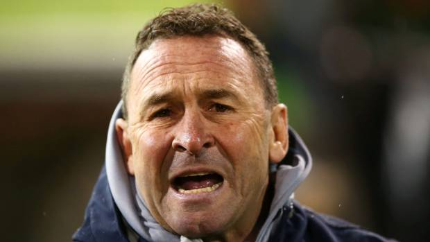 Raiders coach Ricky Stuart wants his players to be prepared for a Warriors backlash.