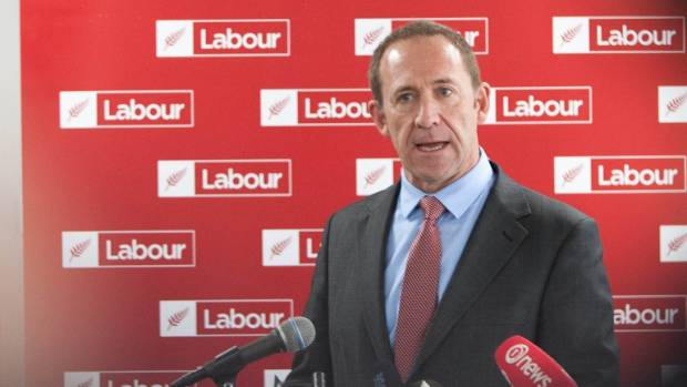 Andrew Little was gracious in defeat and so was his adversary, and his successor.