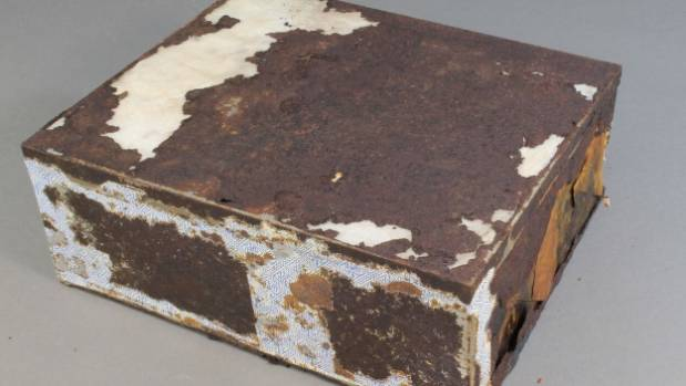 A 100-Year-Old Fruitcake Was Found 'Perfectly Preserved' in Antarctica