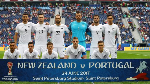 The All Whites' last competitive outing was a 4-0 defeat to Portugal at the Confederations Cup in Russia.