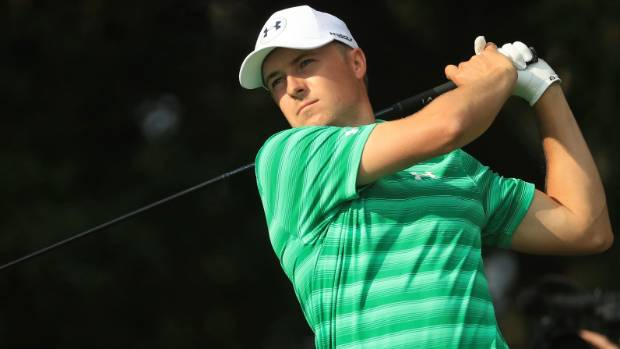 American Jordan Spieth says he isn't giving up on the PGA, it just wont be this one he wins.