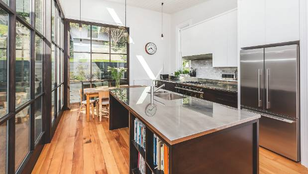 Other awards for this home include the Heart of the Home Kitchen Award.
