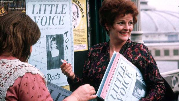 Brenda Blethyn was nominated for an Oscar and a Golden Globe for best supporting actress for her role in Little Voice.