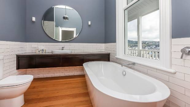 The renovation also won the Plumbing World Bathroom Excellence Award.
