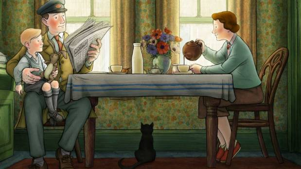 Ethel and Ernest traces the lives of author Raymond Briggs' parents from their first encounter in 1928 to their deaths ...