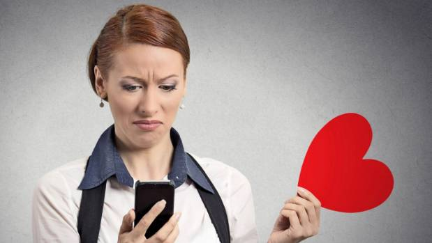 Woman suing dating website