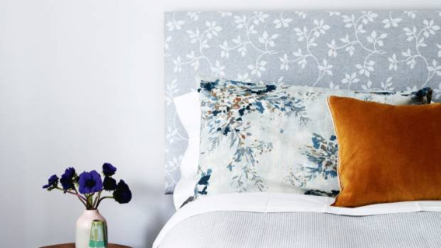 Sometimes, no matter how many pillows you pile up, the space above your bed can just look empty. A headboard is the ...