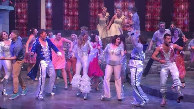 Gore Musical Theatre's production of Mamma Mia runs until August 19
