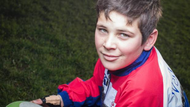 Young sportsman, Jack Riley, reckons rugby referees get a raw deal from booing fans.