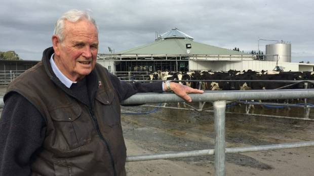 Carterton dairy farmer Graeme Tulloch says there will be more conversions to cropping if they had more access to water.