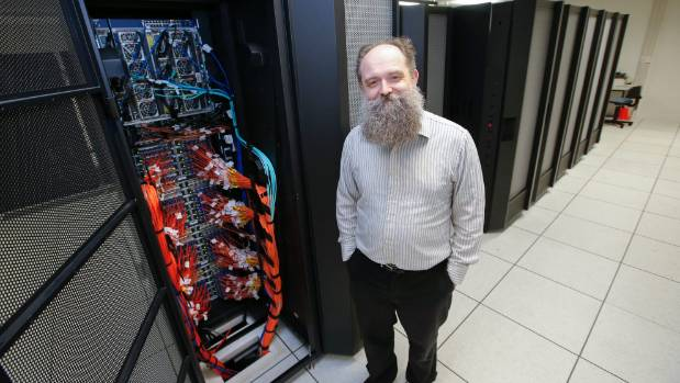 Niwa's number crunching supercomputer gets a $18 million upgrade