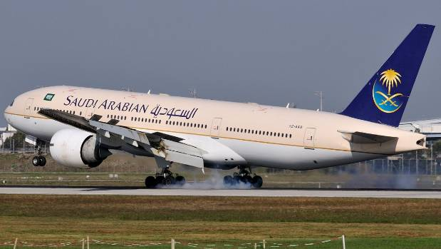 Saudi Arabian Airlines didn't want to talk about its new dress rules, except to say they'd been formulated by the  ...