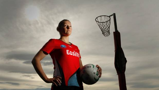 Departing Tactix player and former captain Anna Thompson was renowned for her positivity through the tough times.