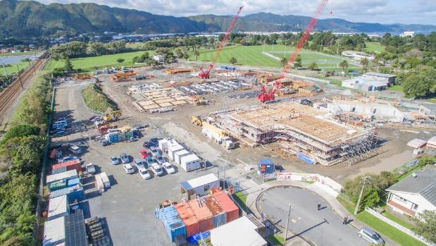 Petone's Bob Scott Retirement Village is taking off at the same time small Lower Hutt resthomes were forced to close. ...