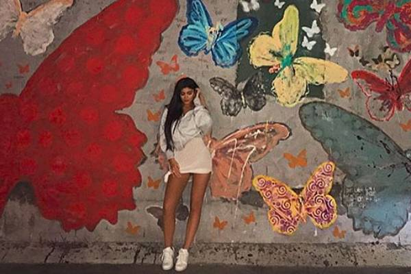 KYLIE JENNER: Here's another birthday girl. The Kardashian clan helped Kylie mark the big 2-0 by throwing her a surprise ...
