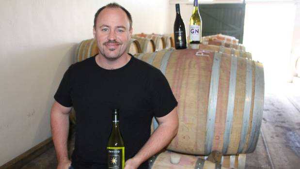 Winemaker and co-founder of Invivo Wines Rob Cameron is proud of the three golds won at the San Francisco International ...