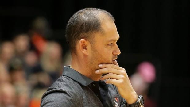 Southland Sharks coach Judd Flavell.