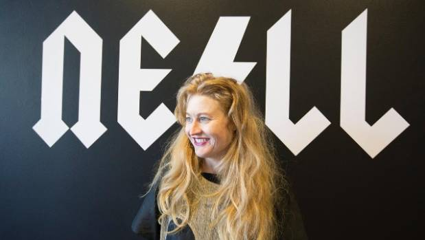 Australian artist Nell is one of the featured creatives taking part in this year's Spark Festival at Wintec.