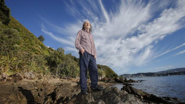 """Murray Stewart has launched a petition calling for opposition to """"the destruction of this iconic scenic drive"""" at Shelly Bay."""