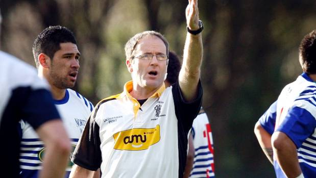 Referee David Walsh officiated his 150th premier game in Wellington back in 2011.