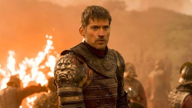 Jaime Lannister's wild ride was one of the most exciting things about the Loot Train Attack.