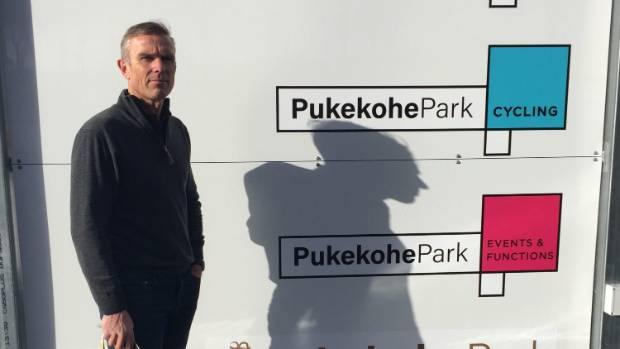 Peter Hunt wants to modernise Pukekohe Park Raceway.