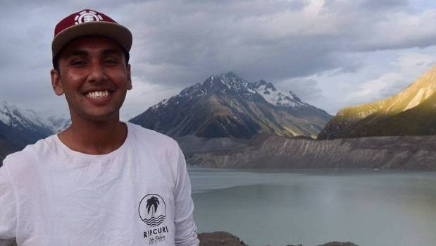Ravineel Avikash Sharma, 19, an apprentice plumber, was killed when the car he was a front-seat passenger in crashed ...