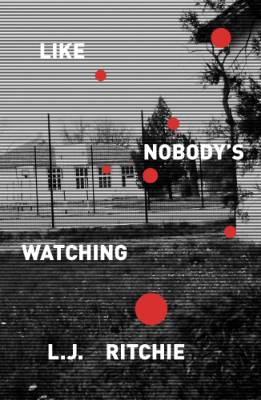 Like Nobody's Watching, by LJ Ritchie: 2017 Copyright Licensing NZ Award For Young Adult Fiction finalist.