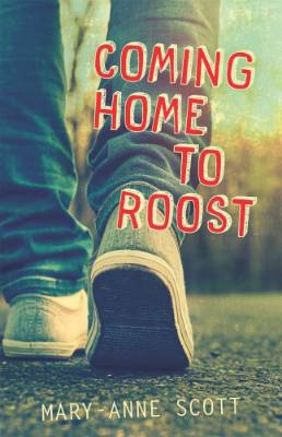 Coming Home To Roost, by Mary-Anne Scott: 2017 Copyright Licensing NZ Award For Young Adult Fiction finalist.