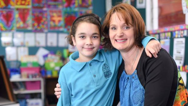 She's  the best. That's what Lucy Yovich says about her award-winning teacher Jenny Bassett.