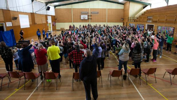 The Sport Taranaki Skills4Life team have been working with Bell Block Primary School.  One of the challenges put to the ...