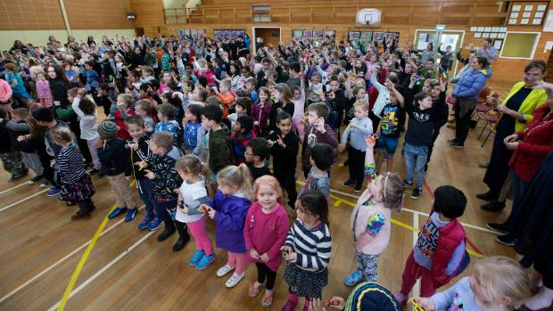 The fidget spinning attempt takes place at Bell Block Primary on Friday.