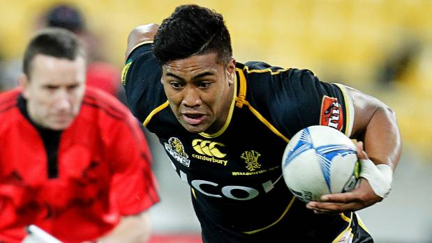 It's been quite some time since wing Julian Savea lined up in Wellington colours.