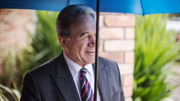 Last year New Zealand First, led by Winston Peters, did not disclose the identities of any of its donors.
