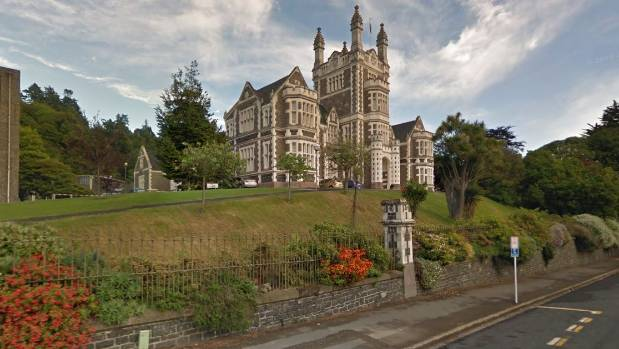 A teenager has been charged with the arson of a grandstand at Otago Boys' High School.