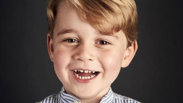 Prince George, 4.