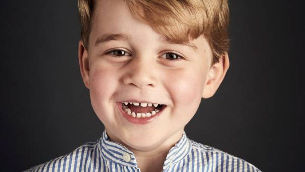 Prince George is due to start school tomorrow at Thomas's Battersea in London.