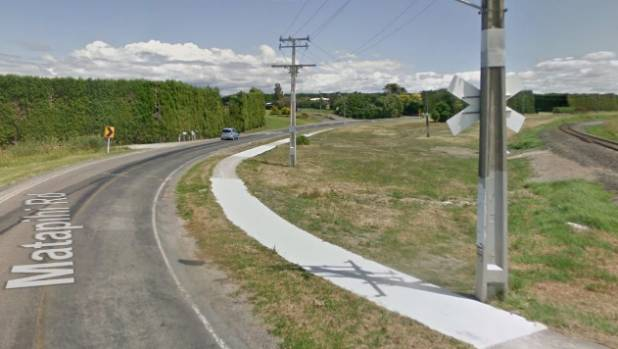 Three men in black and red clothing were involved in the robbery on Matapihi Road, Tauranga, police say.