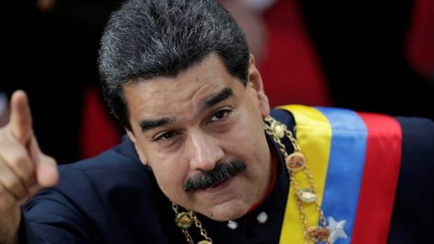 Venezuela has descended into political chaos following President Nicolas Maduro's power grab.