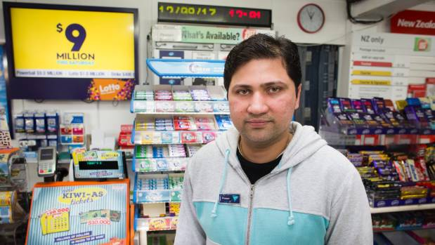Avalon Mini Mart owner  Pranav Bodalia said the gunpoint robbery was the first in the 12 years he has owned the store.