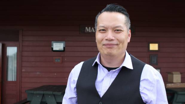 Wetex Kang is the Maori Party's first Asian candidate. He's contesting the Botany electorate seat.