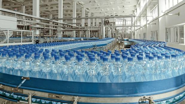 A water plant similar to what Chinese company Nongfu Spring intends to open.
