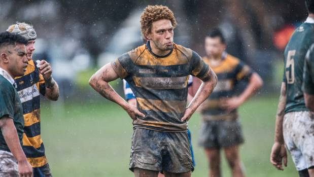 Marlborough Boys' College flanker Mitchell Boyce had an outstanding game on Saturday.