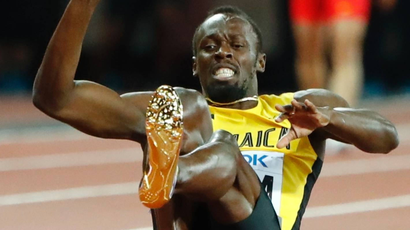 Partygoer Claims Usain Bolt Was Drinking To Dawn And Kissing Girls Days Before His Last World Championships Race Stuff Co Nz