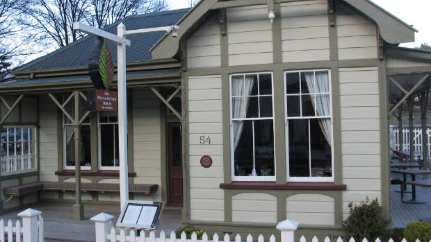 Arrowtown's Postmaster's Residence Restaurant employees called emergency services and looked after two pedestrians who ...
