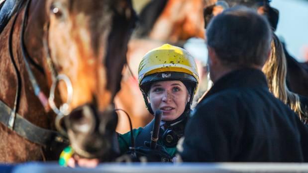 Apprentice jockey Kate Cowan had a wonderful Riccarton carnival despite being hit with a hefty fine.