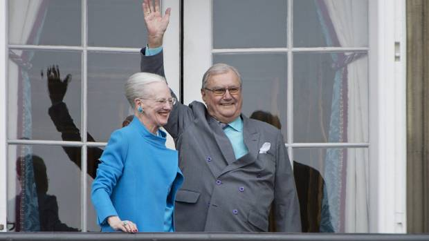 What about me? Denmark's Prince Henrik, married to Queen Margrethe, has long complained that he is stuck with the title ...